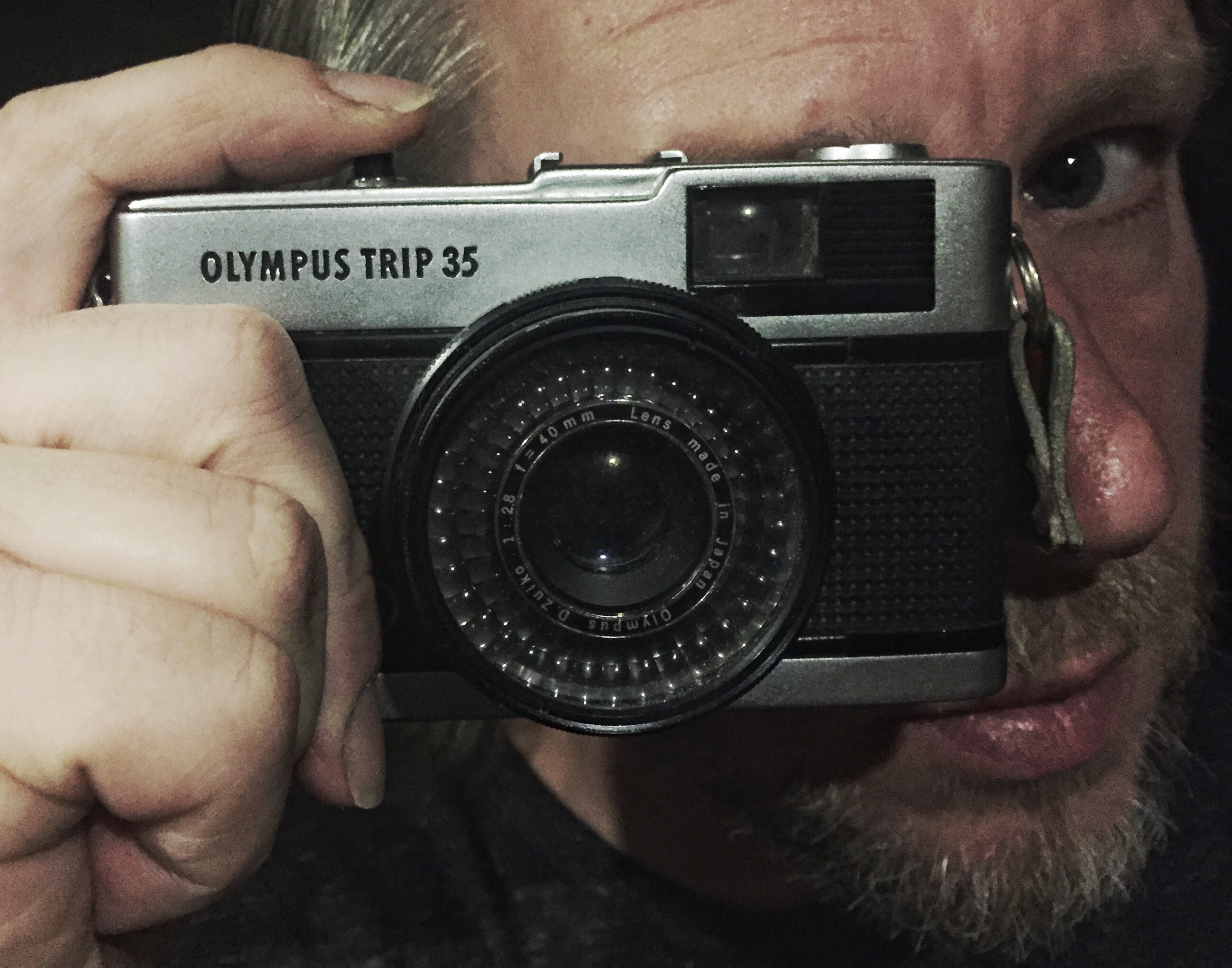 The Olympus Trip, a legend to many, but not to me.
