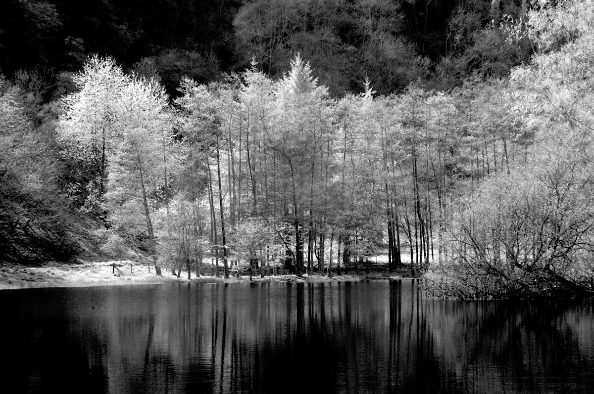 Welsh Landscapes In Infrared