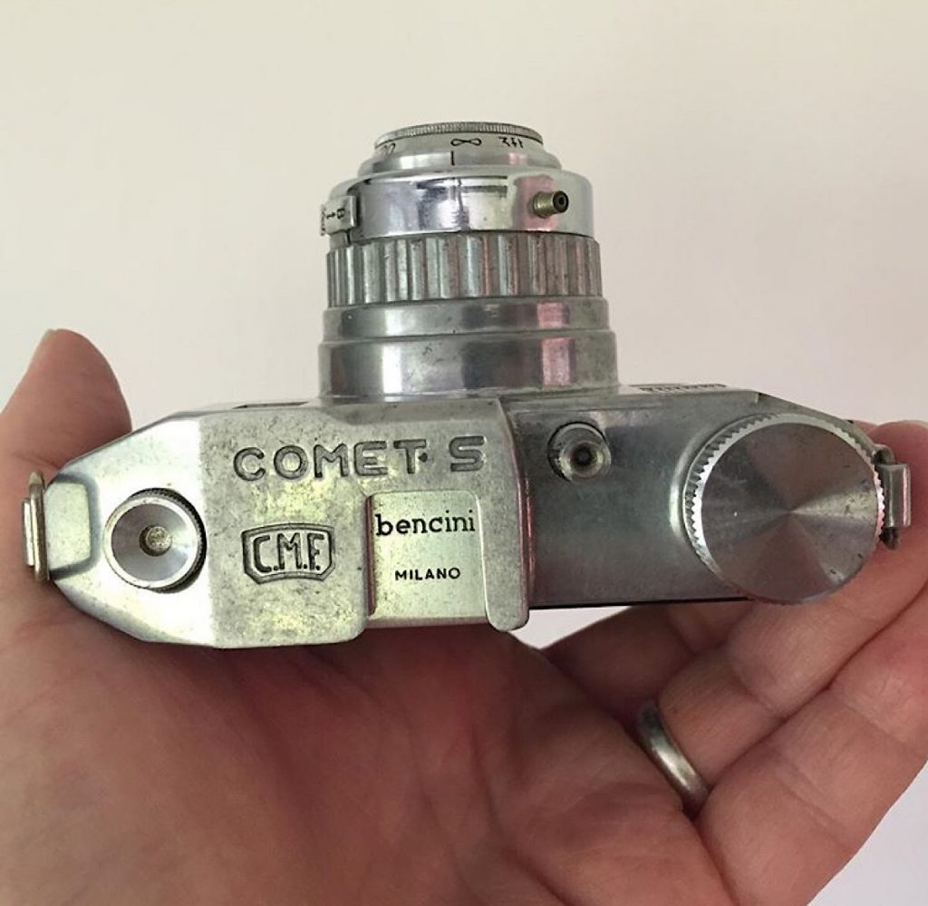 Bencini Comet S Top View