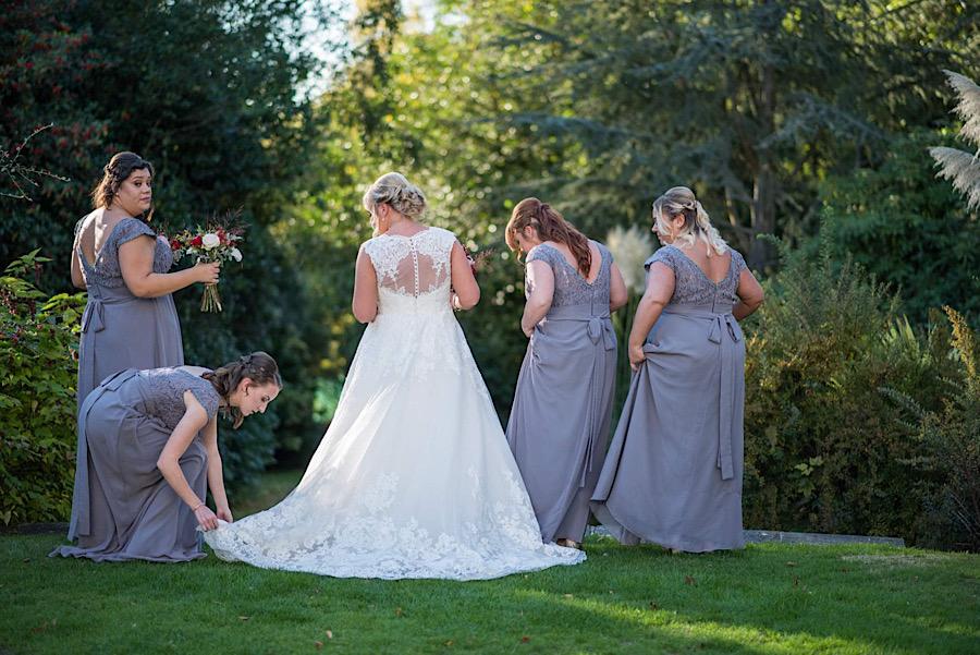 Every Bride Needs Her Wing Women